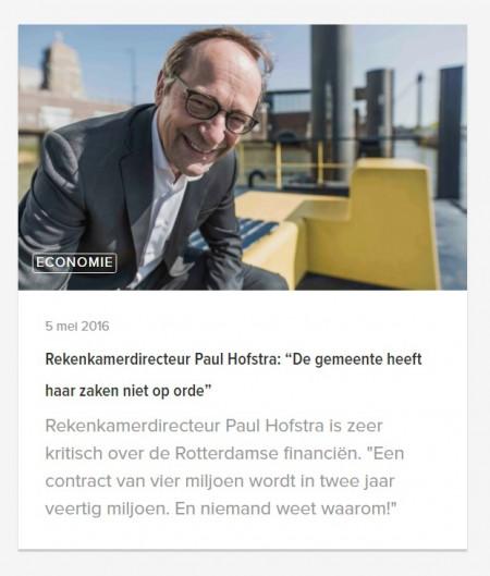 Paul Hofstra