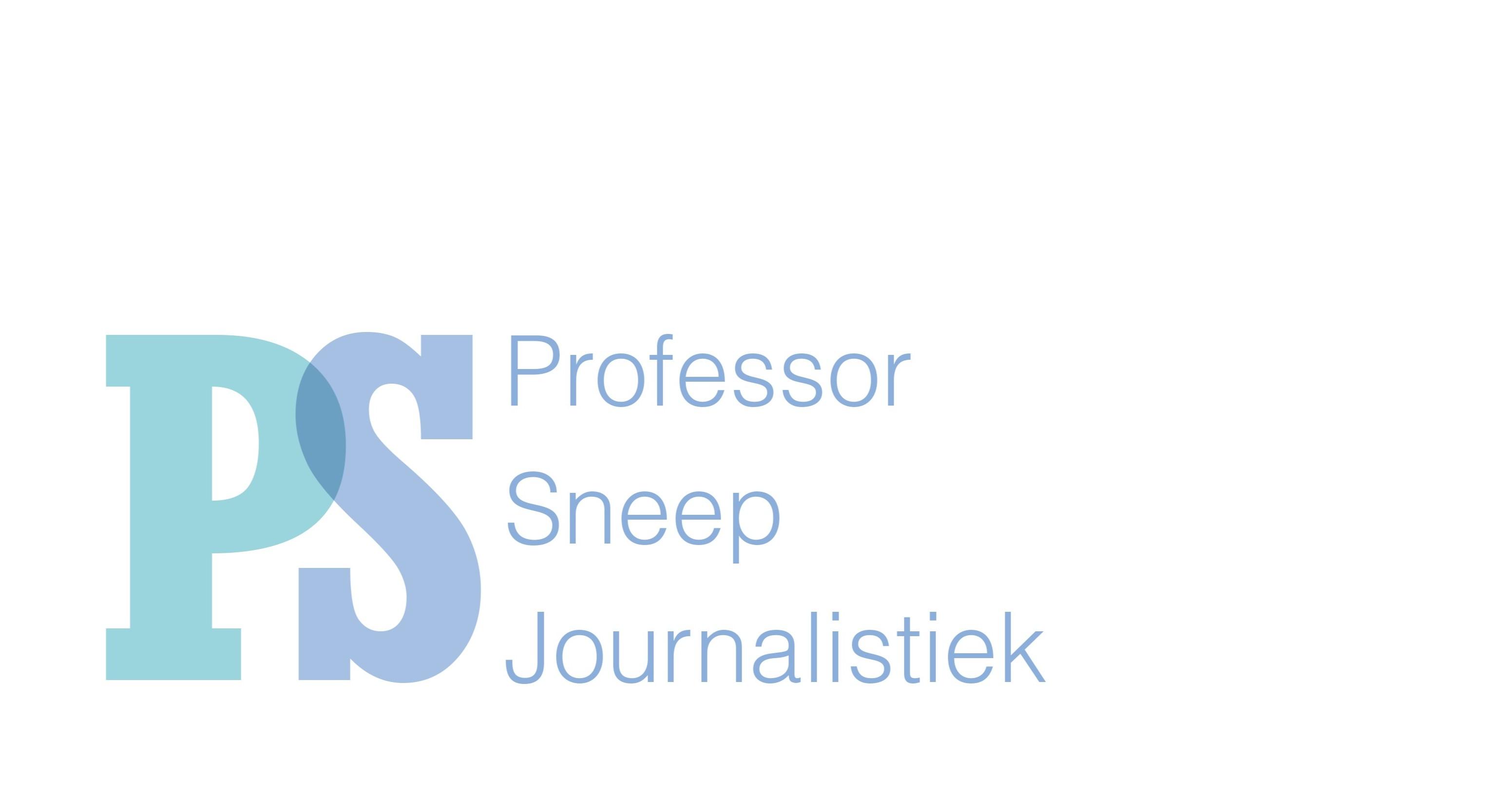Professor Sneep Journalistiek