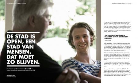 Duo-interview Jong & Oud